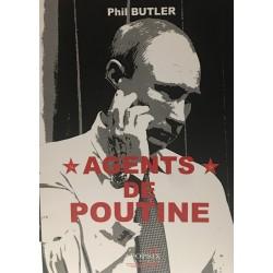 Agents de Poutine - Phil Butler