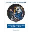 La doctrine du Rosaire ou Croisade du Rosaire pour la paix  - Père Luc