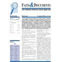 Faits & documents n°450 - Du 1er au 30 avril 2018