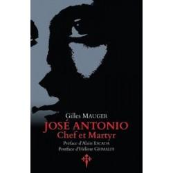 José-Antonio, chef et martyr - Gilles Mauger