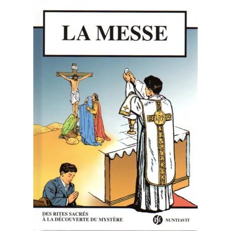 La messe - Fr. Demetrius Manousos,  Addison Burbank