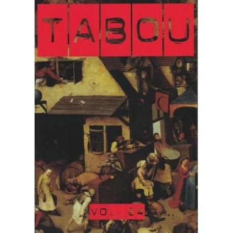 Tabou, vol 24, 2018