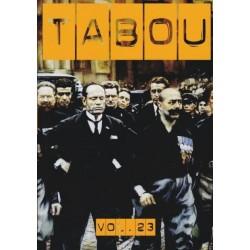 Tabou, vol 23, 2016