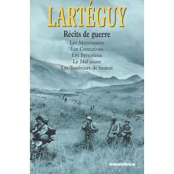 Récits de guerre - Jean Lartéguy