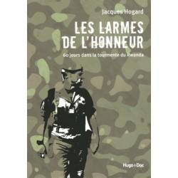 Les larmes de l'honneur - Jacques Hogard