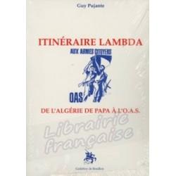 Itinéraire Lambda - Guy Pujante