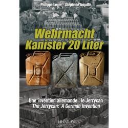 Wehrmacht Kanister 20 liter - Philippe Leger, Stéphane Arquille
