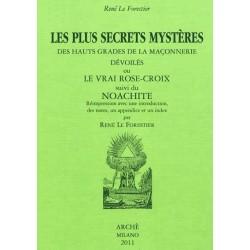 Les plus secrets mystères - René Le Forestier