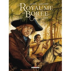 Le Royaume de Borée Tome 2 - Jean Raspail, Jacques Terpant (BD)