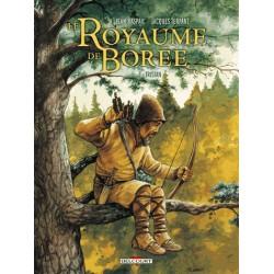 Le Royaume de Borée - Jean Raspail, Jacques Terpant (BD)