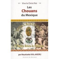 Les Chouans du Mexico - Mauricette Vial-Andru