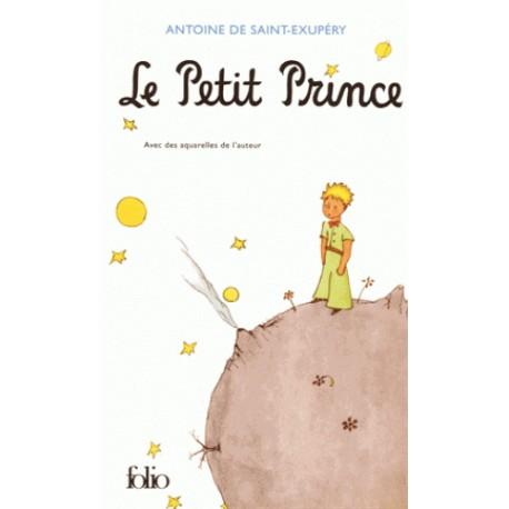Le Petit Prince - Antoine de Saint-Exupéry (poche)