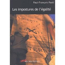 Les impostures de l'égalité - Paul-François Paoli