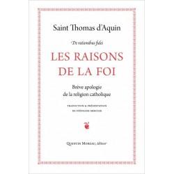 Les Raisons de la Foi - Saint Thomas d'Aquin