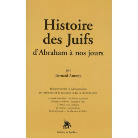 Histoire des Juifs - Bernard Antony