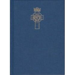 Livre de prières, de cantiques et d'exercices spirituels  - Livre bleu (relié)