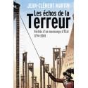 Les échos de la Terreur - Jean-Clément Martin