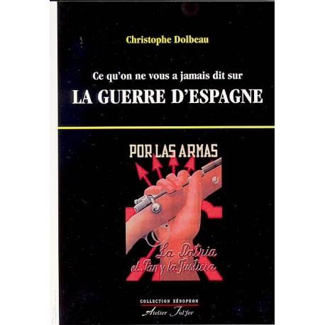 La guerre d'Espagne - Christophe Dolbeau.jpg