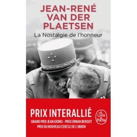 La nostalgie de l'honneur - Jean-René Van der Plaetsen (poche)