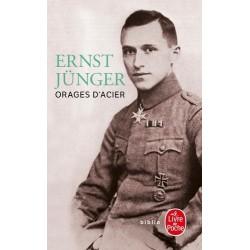 Orages d'acier - Ernst Jünger (Poche)