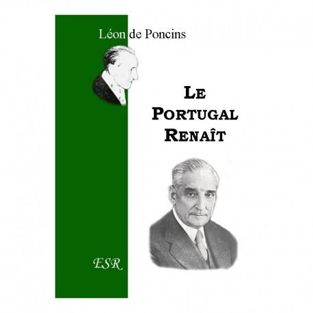 Le Portugal renaît - Léon de Poncins