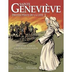 BD - Sainte Geneviève - Frédéric Garcia, Louis-Bernard Koch