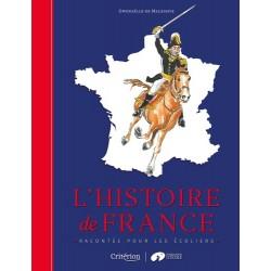 L'histoire de France - Gwennaëlle de Maleissye