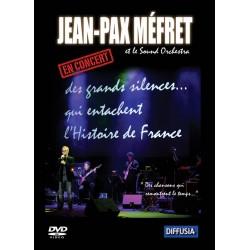 DVD Des grands silences qui entachent l'histoire de France... - Jean-Pax Méfret