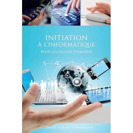 Initiation à l'informatique - Dominique Carcassonne