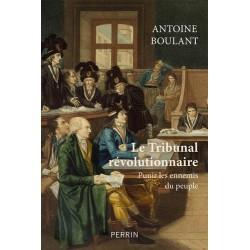 Le tribunal révolutionnaire - Antoine Boulant
