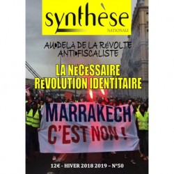 Synthèse nationale n°50 - Hiver 2018-2019