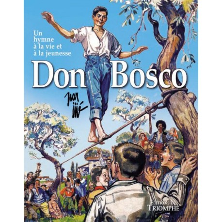 Don Bosco - Joseph Gillain dit « Jigé »