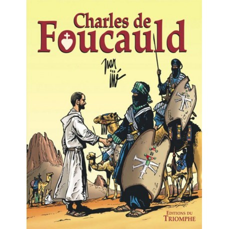 Charles de Foucauld - Joseph Gillain dit « Jigé »