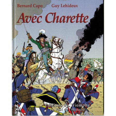 Avec Charette - Bernard Capo, Guy Lehideux