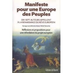 Manifeste pour une Europe des peuples - Jean-Michel Vernochet