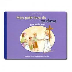 Mon petit livre de carême - Aude Kervizic