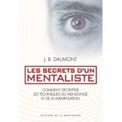 Les secrets d'un mentaliste - J.B. Daumont