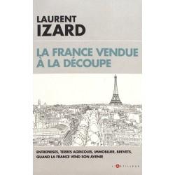 La France vendue à la découpe - Laurent Izard