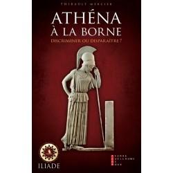 Athéna à la borne - Thibault Mercier