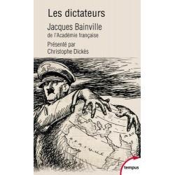 Les dictateurs - Jacques Bainville (poche)