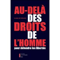 Au-delà des droits de l'homme - Alain de Benoist