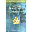 Fagments d'une confession - De la sainteté - Alphonse de Châteaubriant