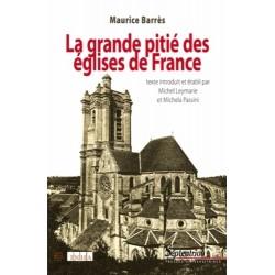 La grande pitié des églises de France - Maurice Barrès