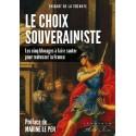 Le choix souverainiste - Thibaut de La Tocnaye