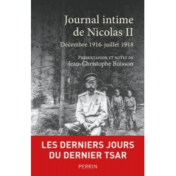 Journal intime - Nicolas II