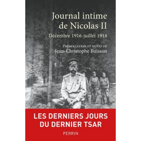 Journal intime - Nicolas II
