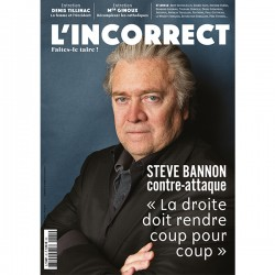 L'Incorrect n°21 juin 2019