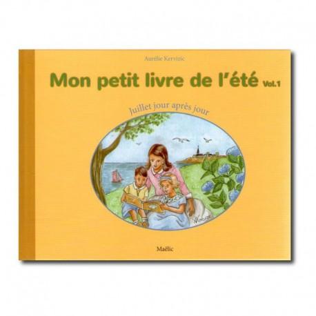 Mon petit livre de l'été Vol 1 - Aurélie Kervizic