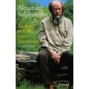 Le grain tombé entre les meules - Alexandre Soljenitsyne