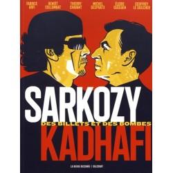 Sarkozy Khadafi - collectif